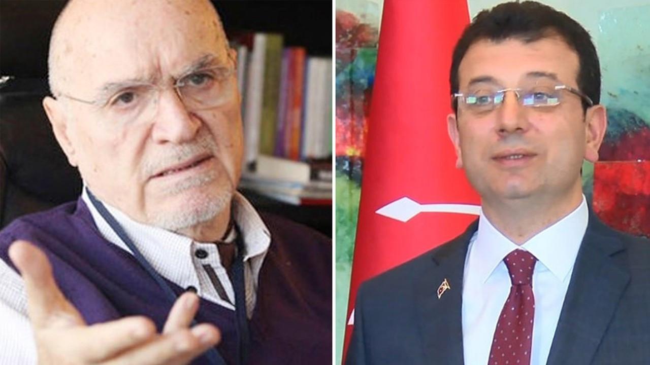 Hıncal Uluç'tan Ekrem İmamoğlu'na sert eleştiri!