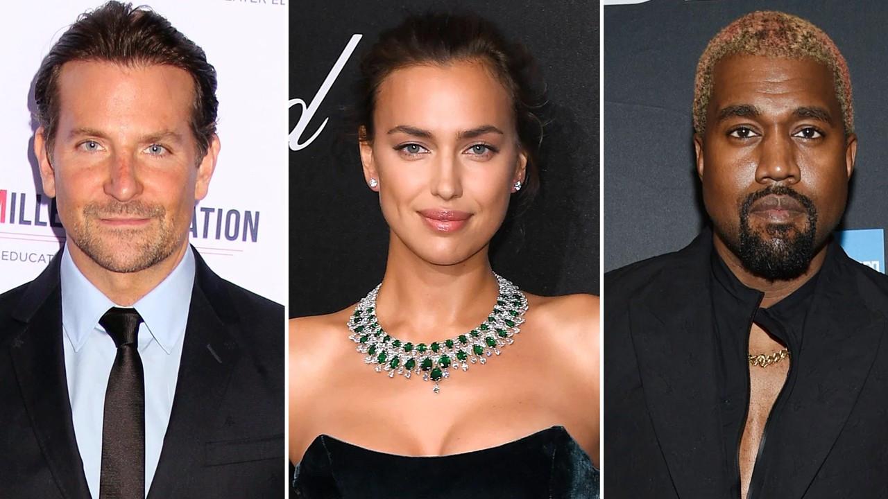 Bradley Cooper'a Irina-Kanye aşkı soruldu!