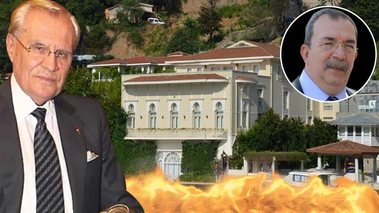 Marki Necip Bey Yalısı yangınını Ahmet Ravalı yıllar önce kaleme almış