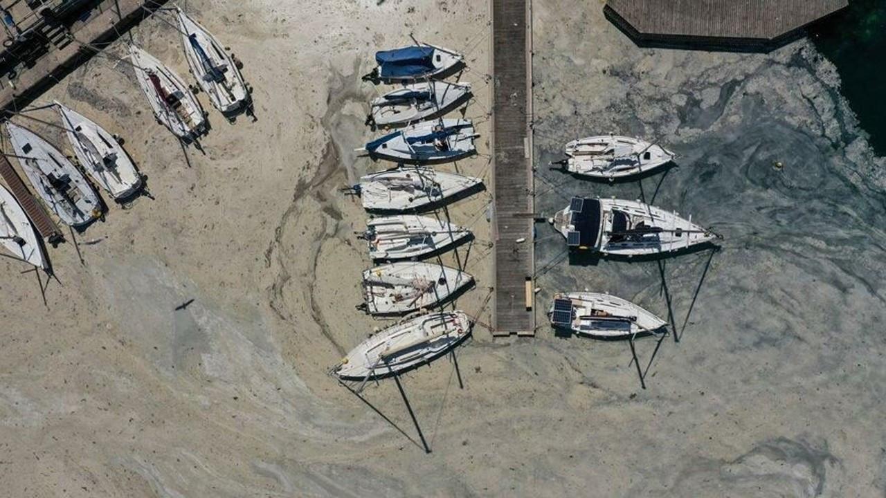 """Avrupa medyası duyurdu: """"Marmara Denizi öldü"""""""