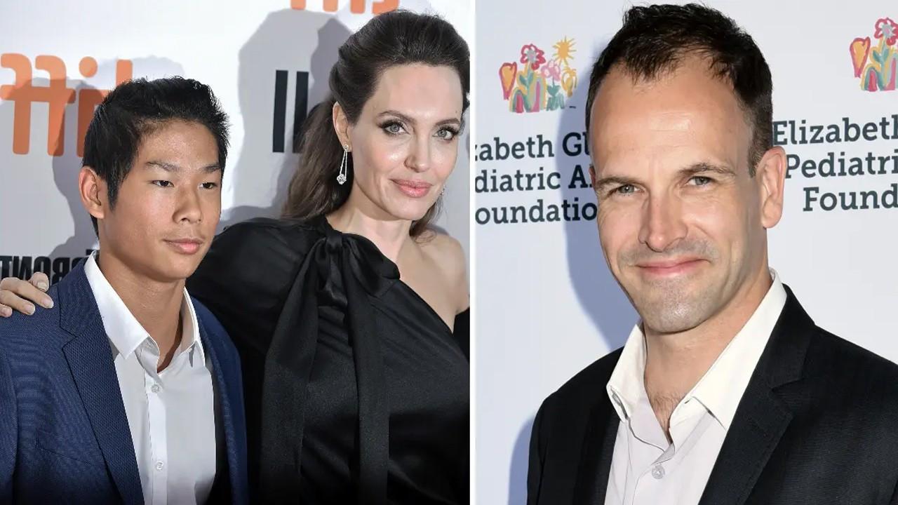 Angelina Jolie eski eşiyle görüşmeye başladı