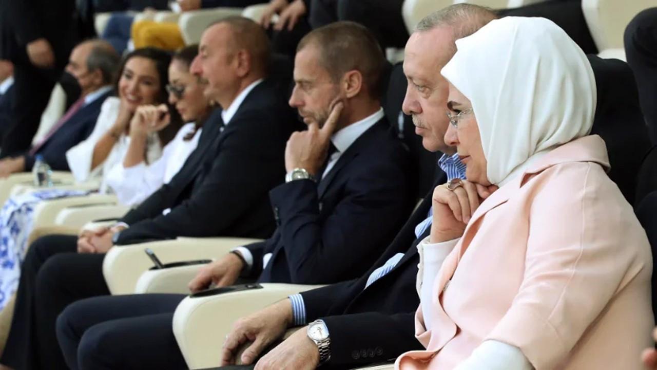 Türkiye - Galler maçında TRT'den 'Erdoğan' gafı!