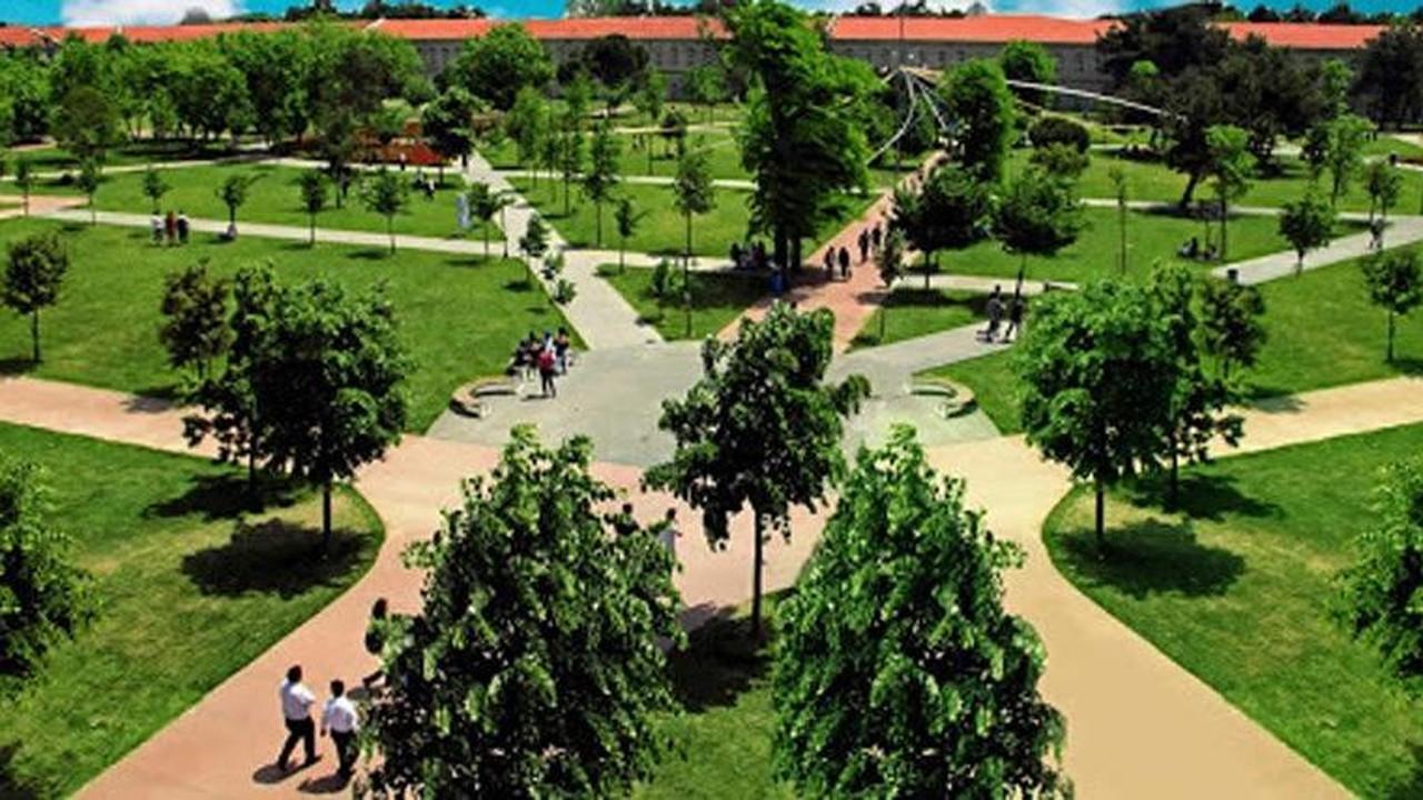 İstanbul'da 'Part-time' millet bahçesi!