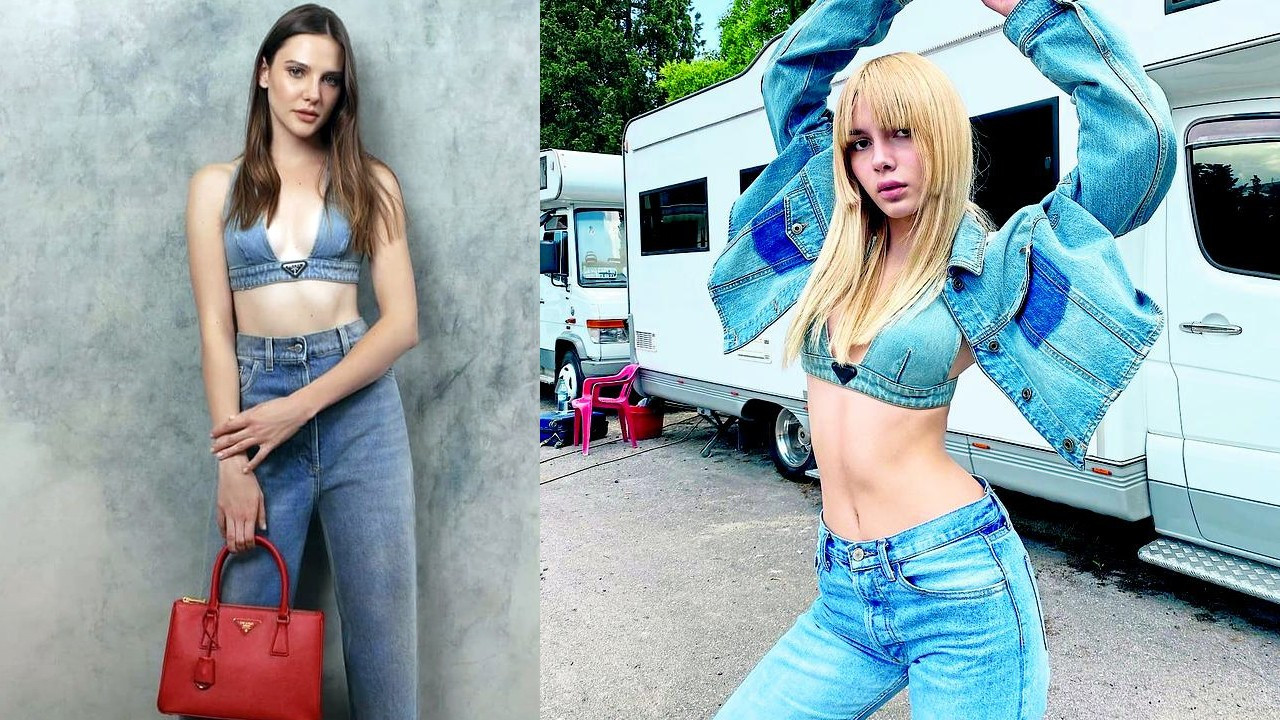Alina Boz ve Aleyna Tilki sosyal medyada pişti oldu!