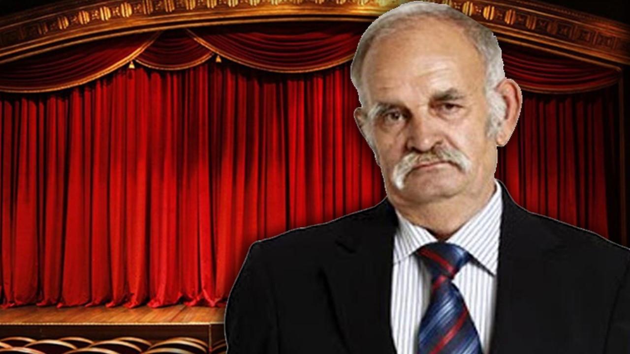 Tiyatro sanatçısı Ali Demirel vefat etti