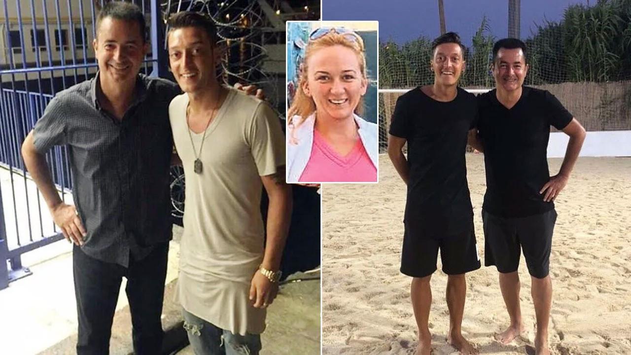 Acun Ilıcalı ve Mesut Özil'e Çeşme'de büyük şok!