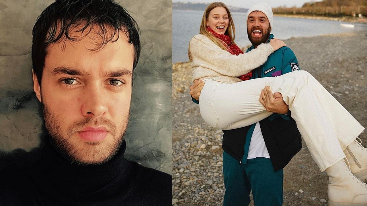 Bedirhan Soral'dan Ukraynalı aşkına yeni yaş sürprizi