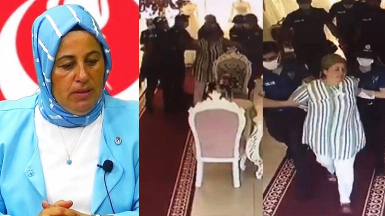 """BBP Kadın Kolları İl Başkanı: """"Programdan sonra gözaltına alındım"""""""