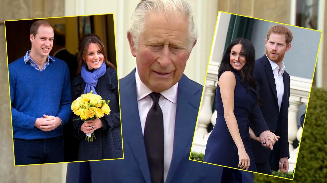 Ve Prens Charles seçimini yaptı!