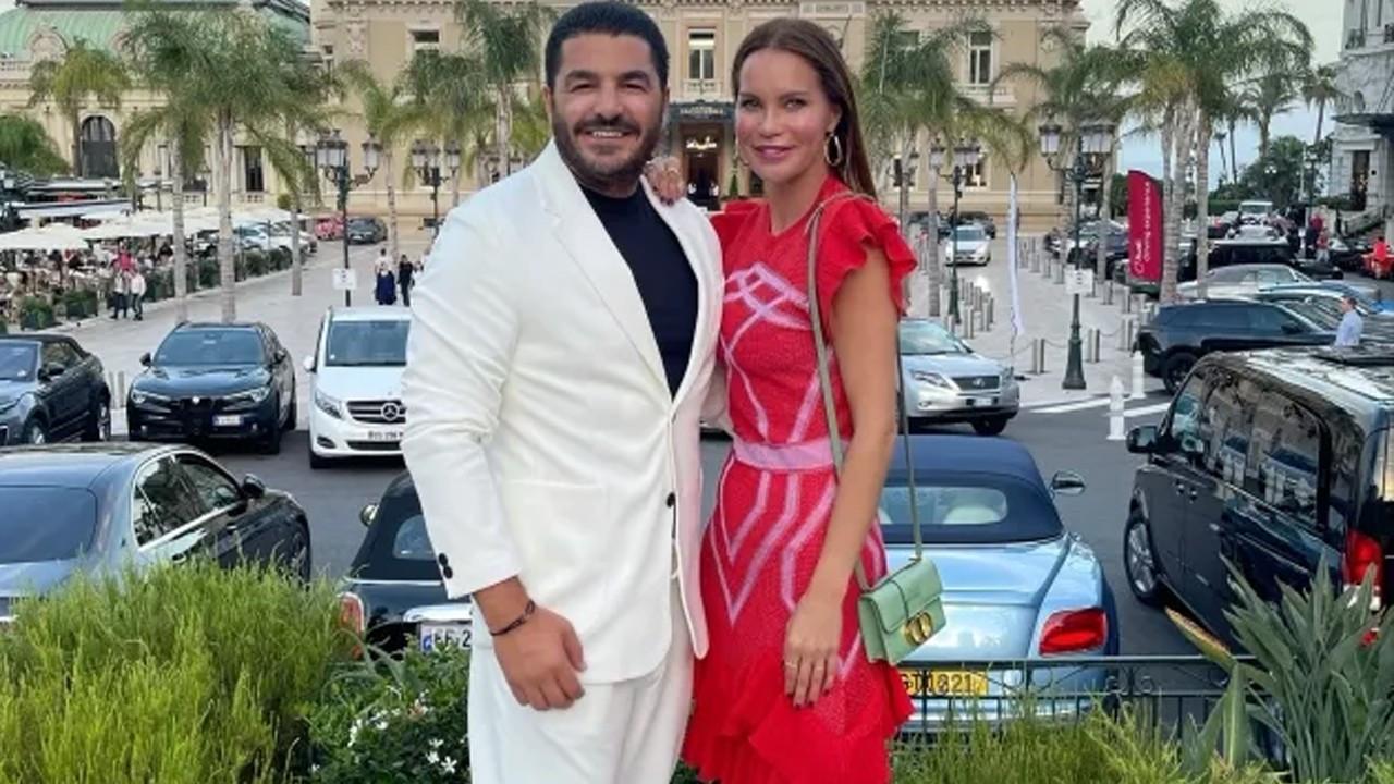 Ebru Şallı ve Uğur Akkuş bu kez de Monaco'da!