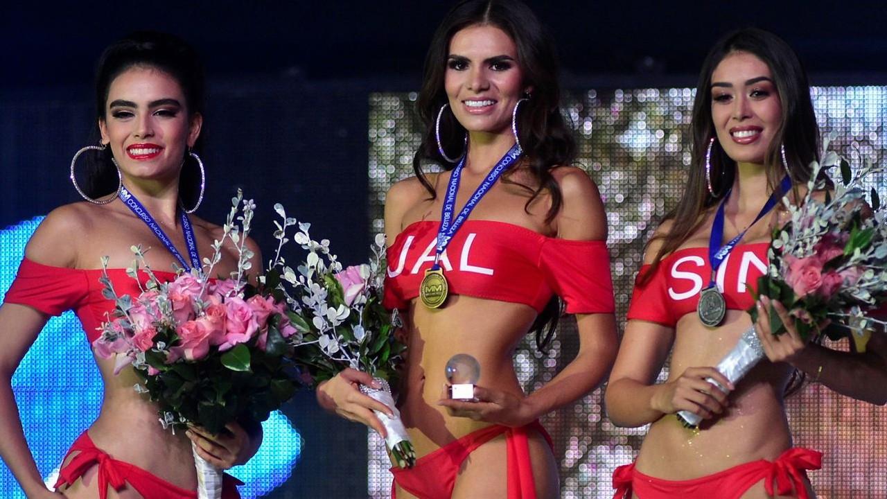 Güzellik yarışması 'Miss Corona'ya döndü!