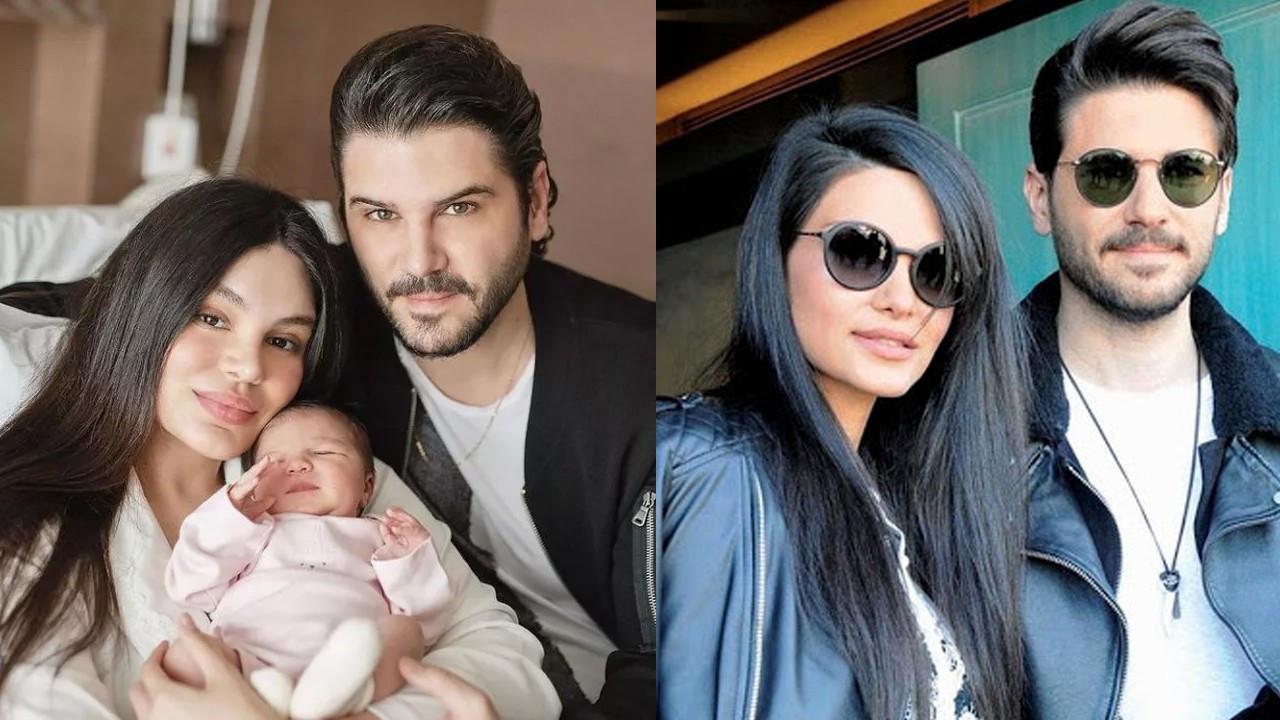 Almeda Abazi ve Tolgahan Sayışman'ın kızlarının 40'ı çıktı