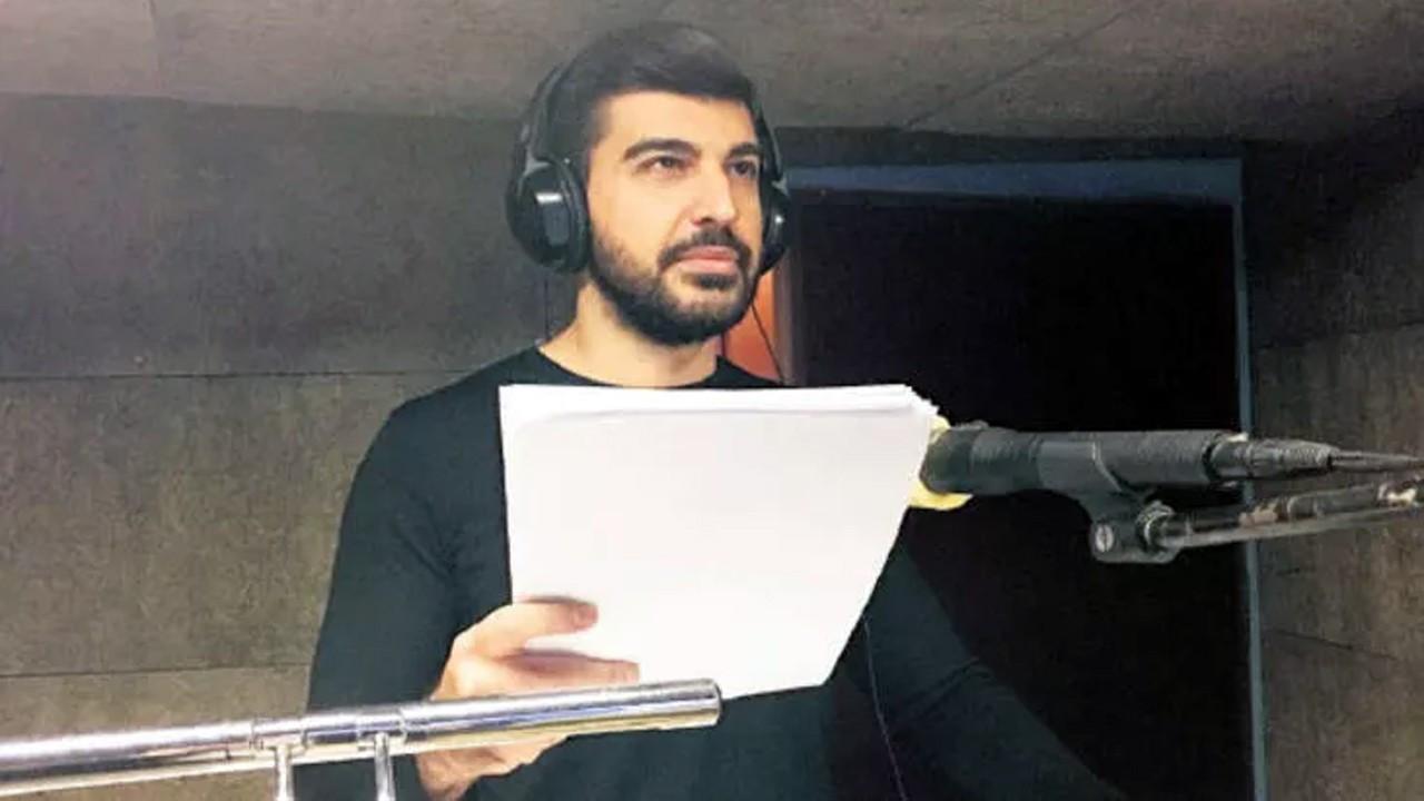 Kalust Şalcıoğlu 'Yolda Bir Kuşa Rastladım'ı seslendirdi