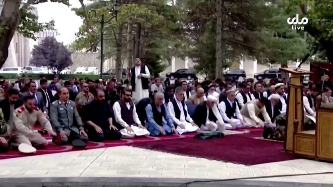 Kabil'de bayram namazı sırasında saldırı