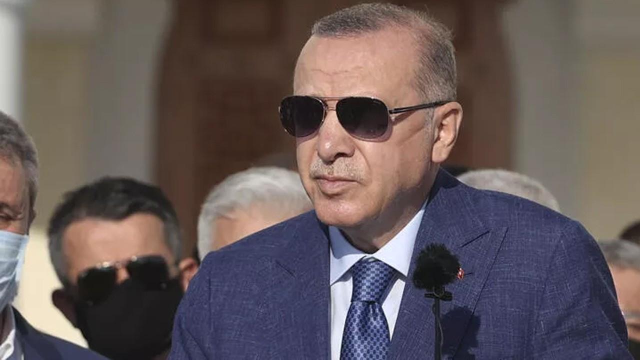 Cumhurbaşkanı Erdoğan KKTC'den ilan etti