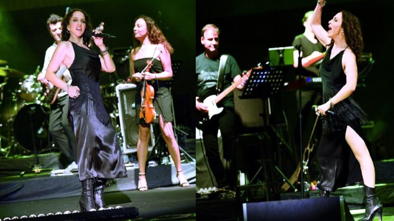 """Sertab Erener: """"40 yıldır şarkı söylüyorum böyle heyecan yaşamadım"""""""