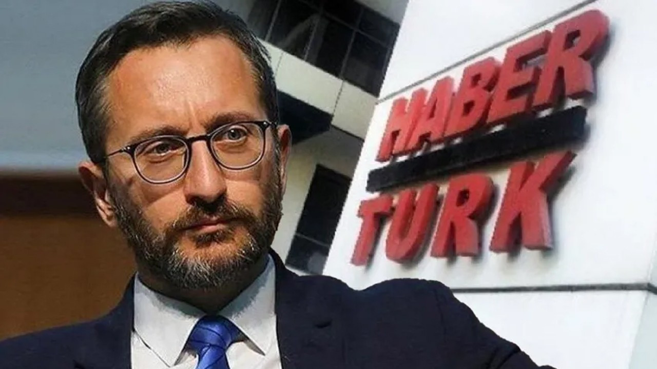 Habertürk'ten İletişim Başkanı Fahrettin Altun'a sert yanıt!