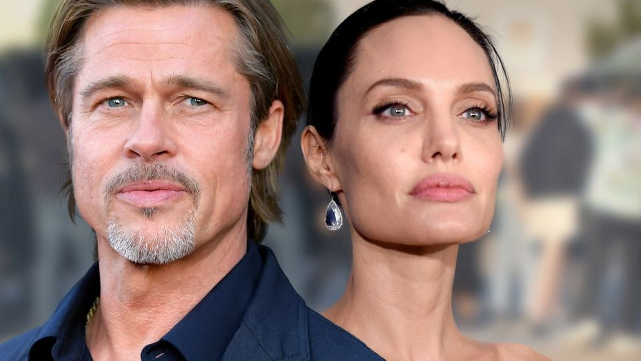 Brad Pitt ve Angelina Jolie'nin velayet savaşı yılan hikayesine döndü!
