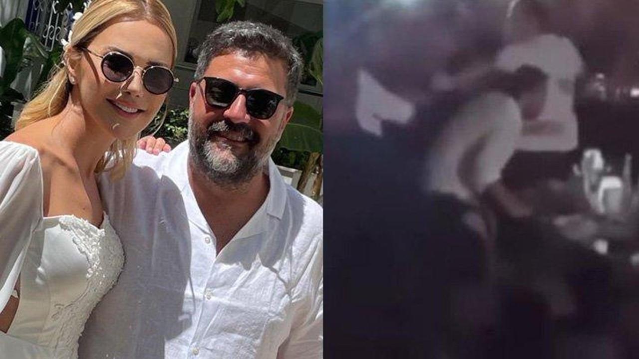 Ece Erken ve Şafak Mahmutyazıcıoğlu'nun skandal gecesi!