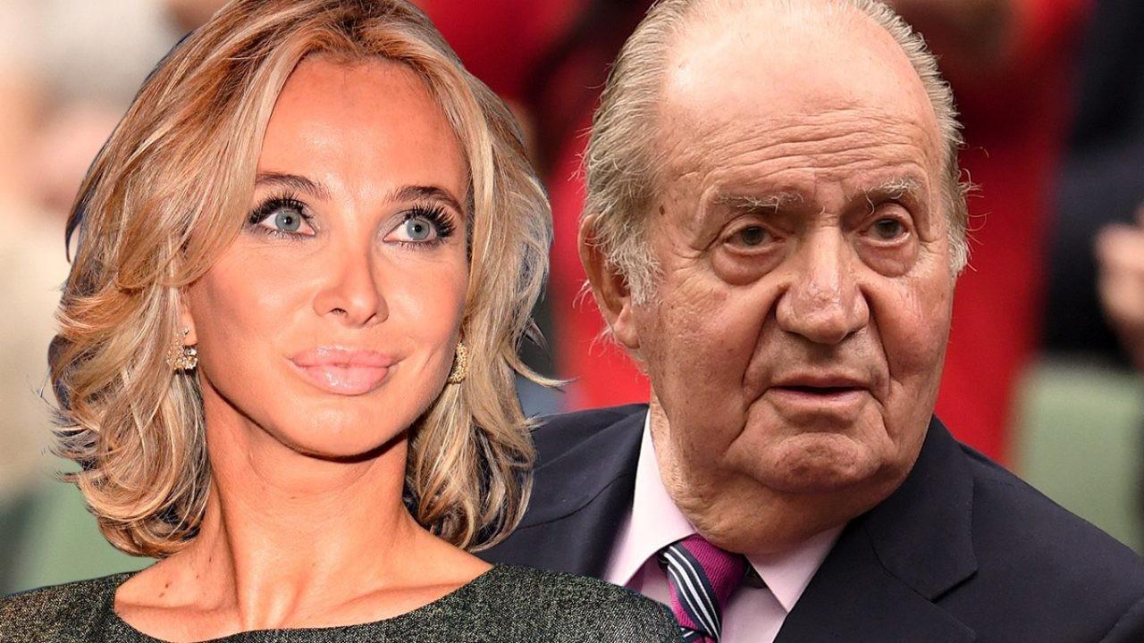 Eski İspanya Kralı Carlos'a yasak aşkından olay suçlama!