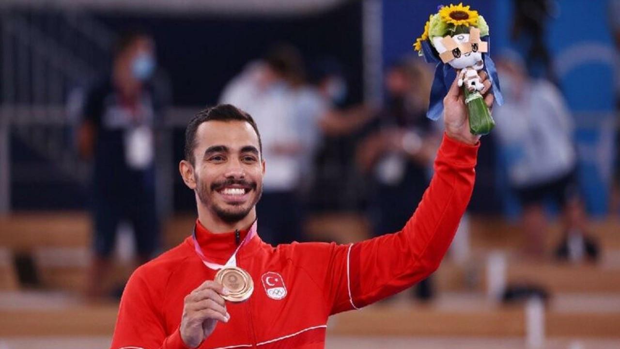 Ferhat Arıcan cimnastikte tarih yazdı!