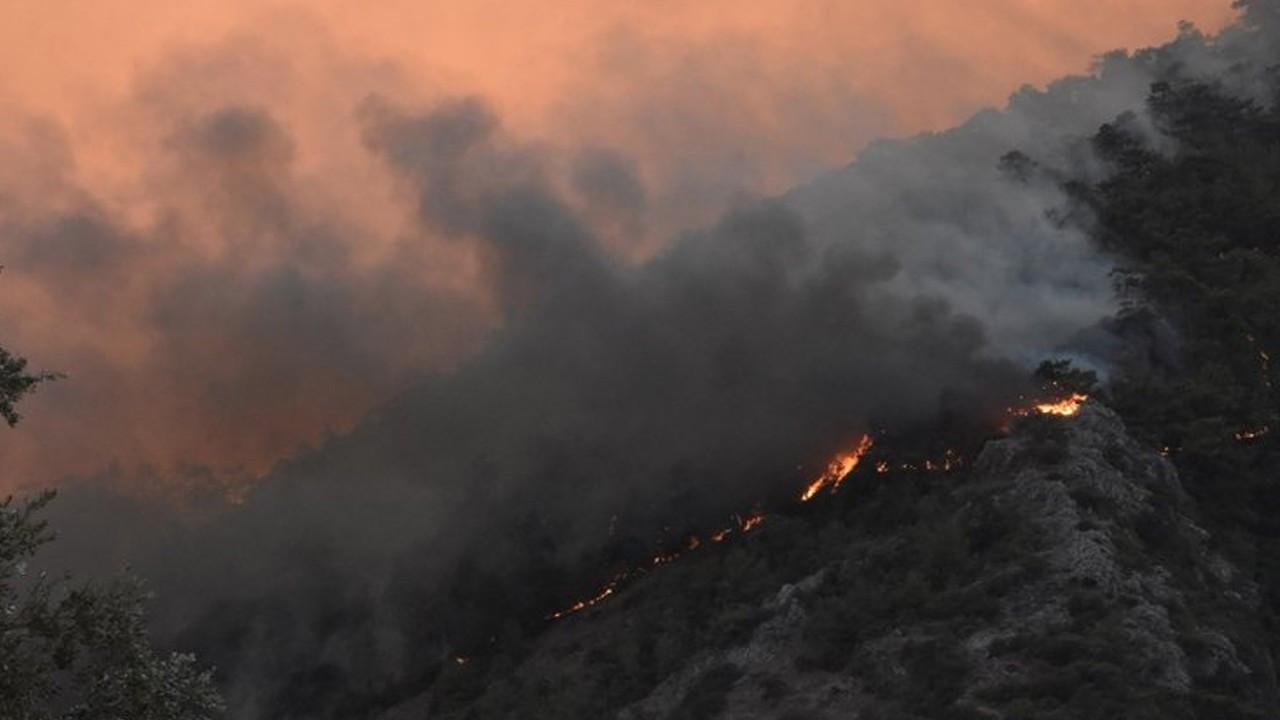 Manavgat, Isparta ve Muğla yangınlarında son durum
