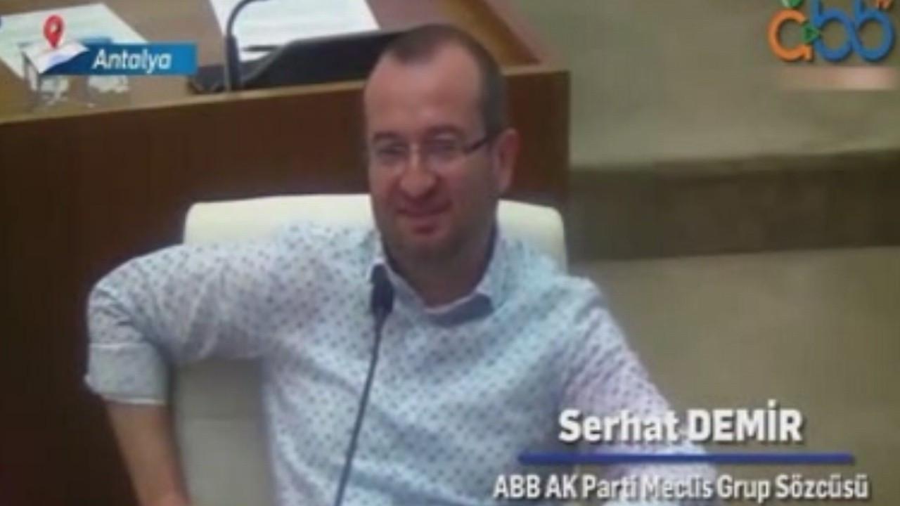 Muhittin Böcek felaketi anlattı, AKP Sözcüsü güldü