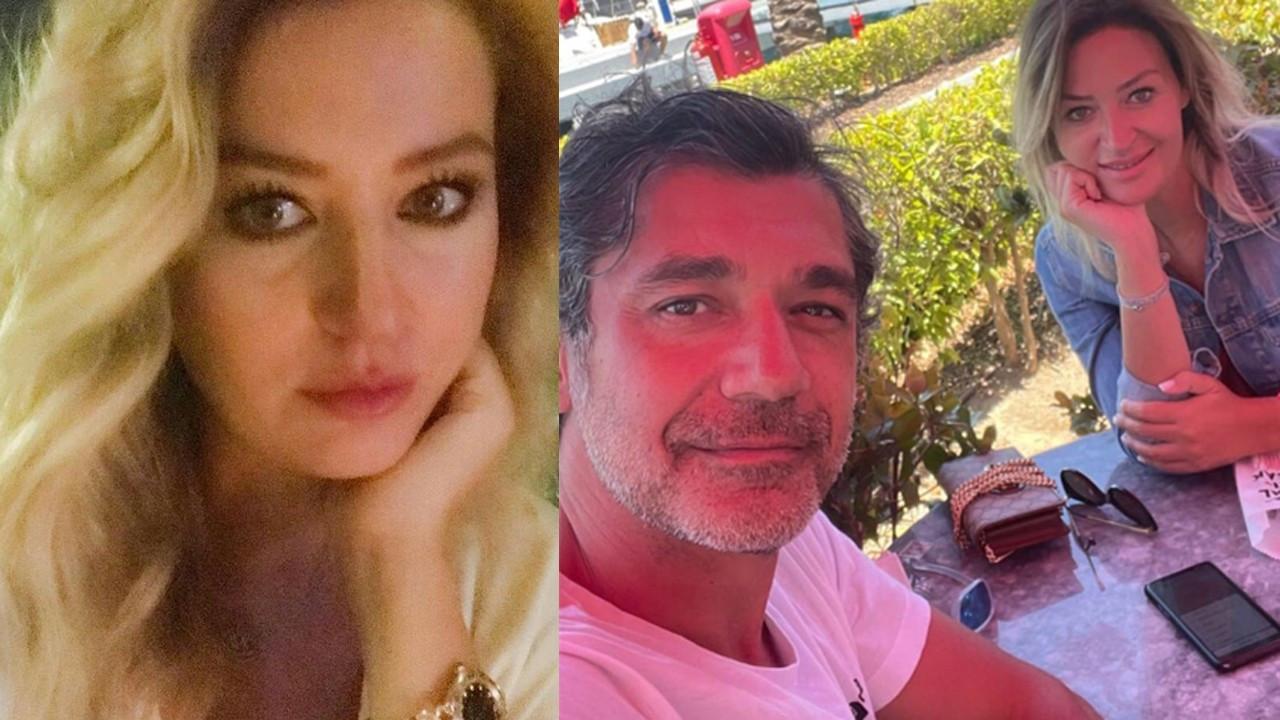 Ali Ağaoğlu'nun 'ortanca hanımı' yeni aşkıyla 1. yılı kutladı