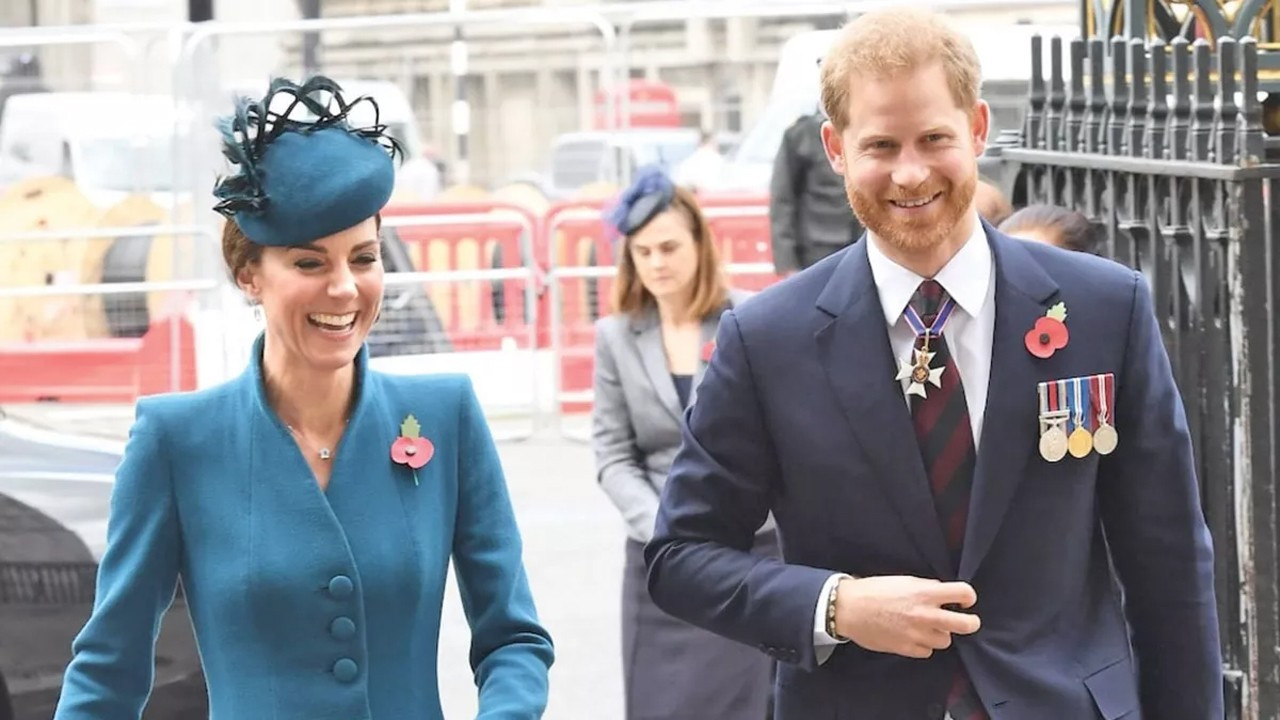Prens Harry'nin görevleri Kate Middleton'a geçiyor!