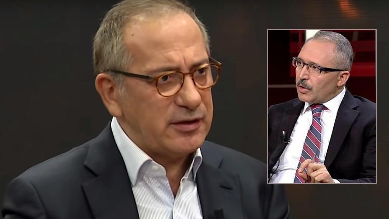 Fatih Altaylı'dan Abdulkadir Selvi'ye ağır salvo