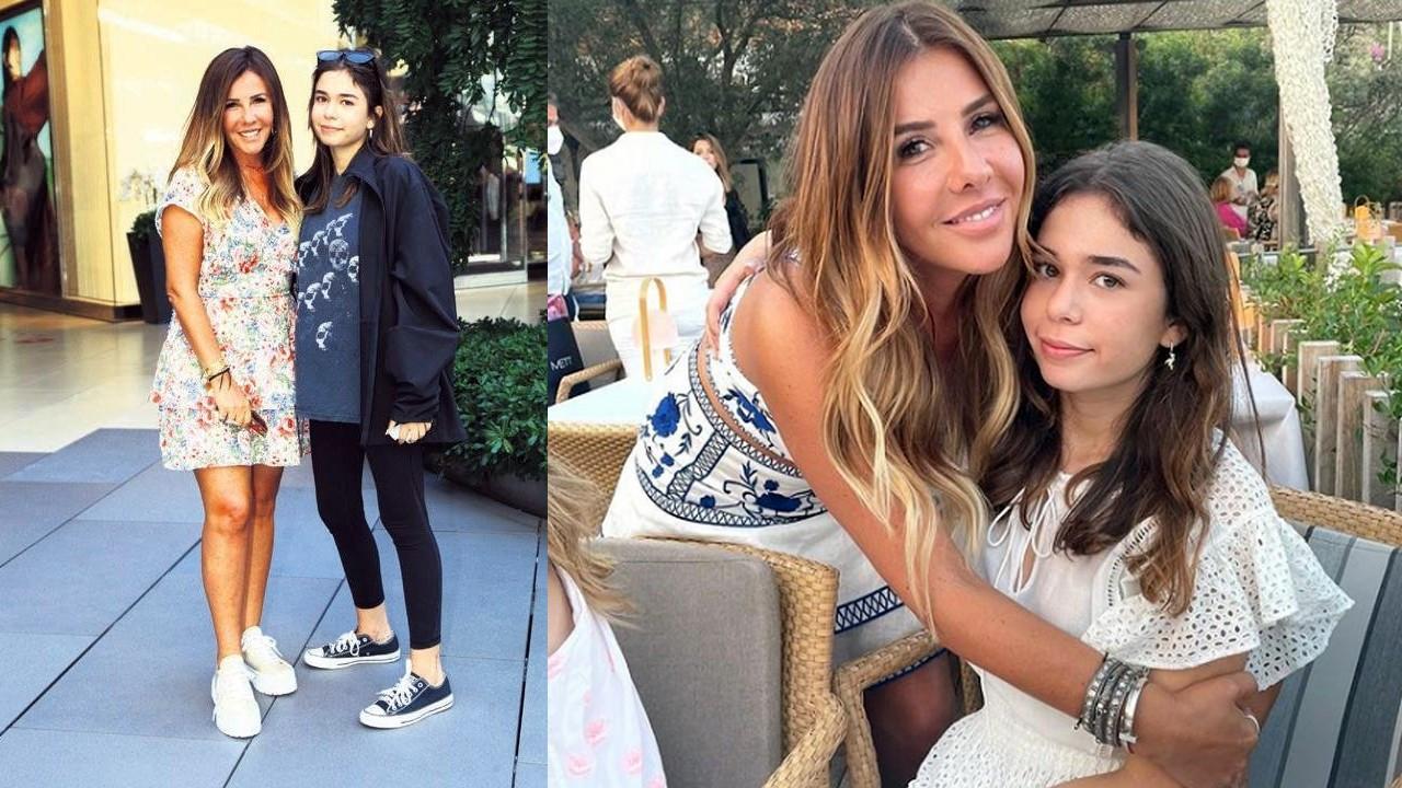 Zeynep Yılmaz ve kızı Leyla'nın alışveriş günü