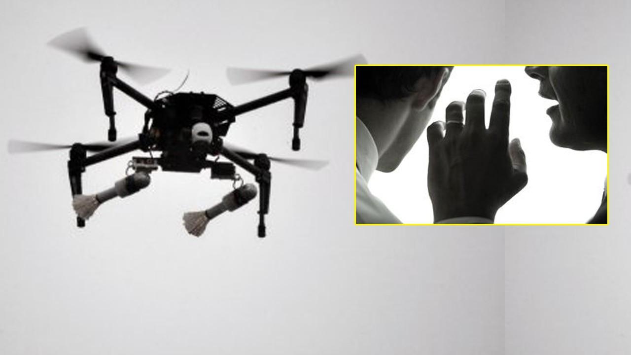 Cemiyet hayatı kocasını dronla basan sosyetiği konuşuyor!