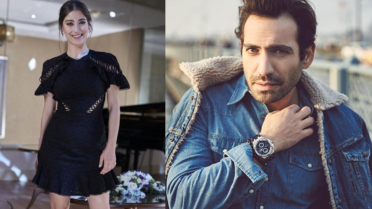 Hazal Kaya ve Buğra Gülsoy aynı projede buluşuyor
