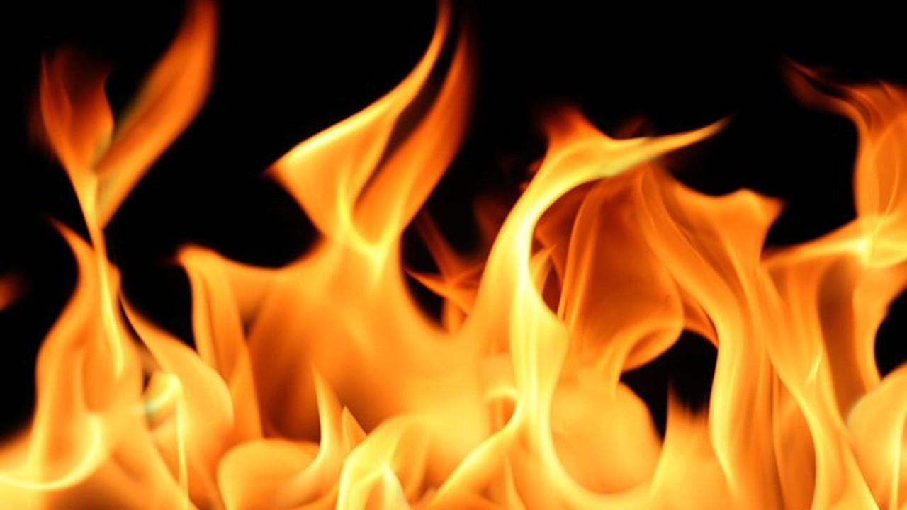 Munzur Vadisi'ndeki yangın sürüyor