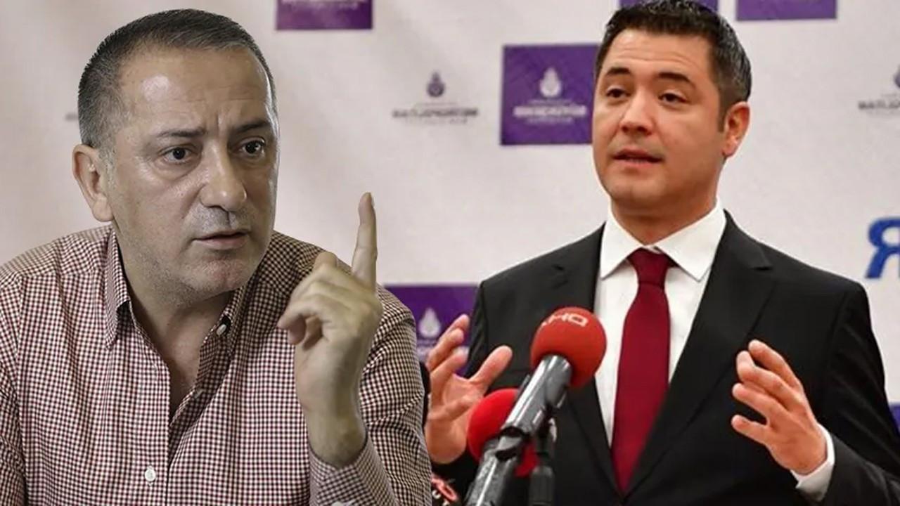Fatih Altaylı İBB Sözcüsü Murat Ongun'a yüklendi!