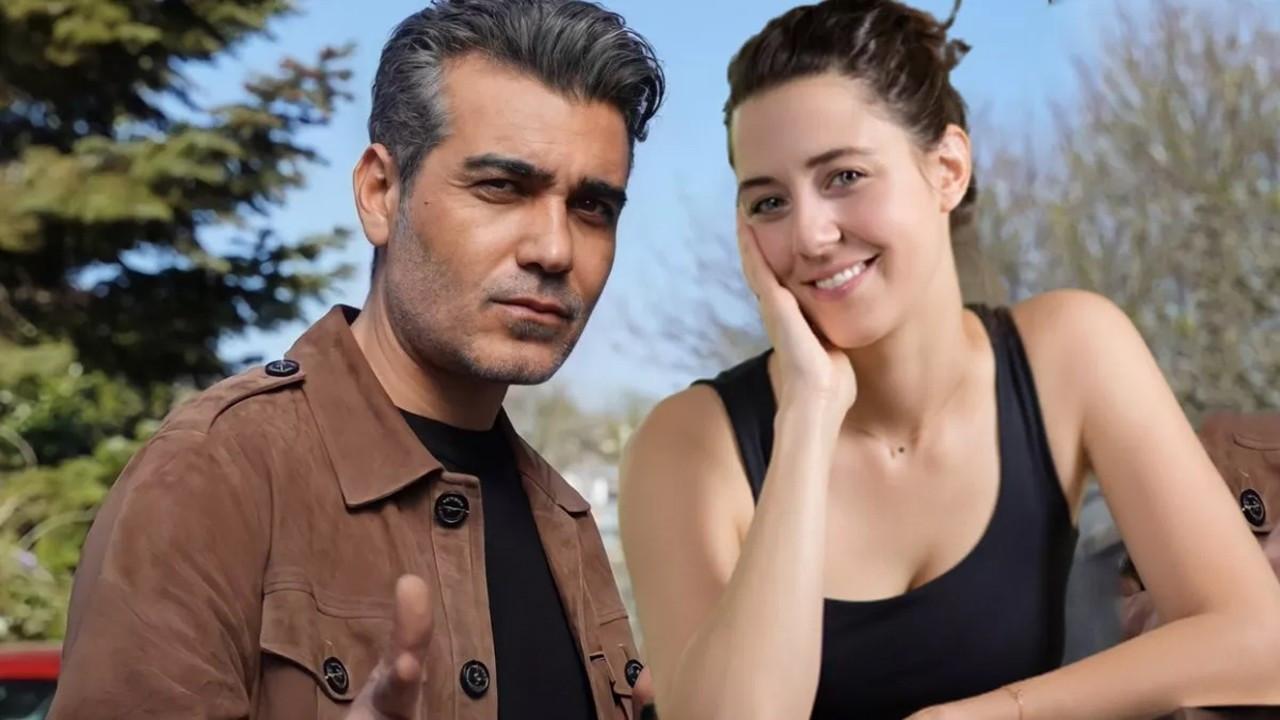 Caner Cindoruk ve Melis Birkan tiyatronun yeni ikilisi oldu