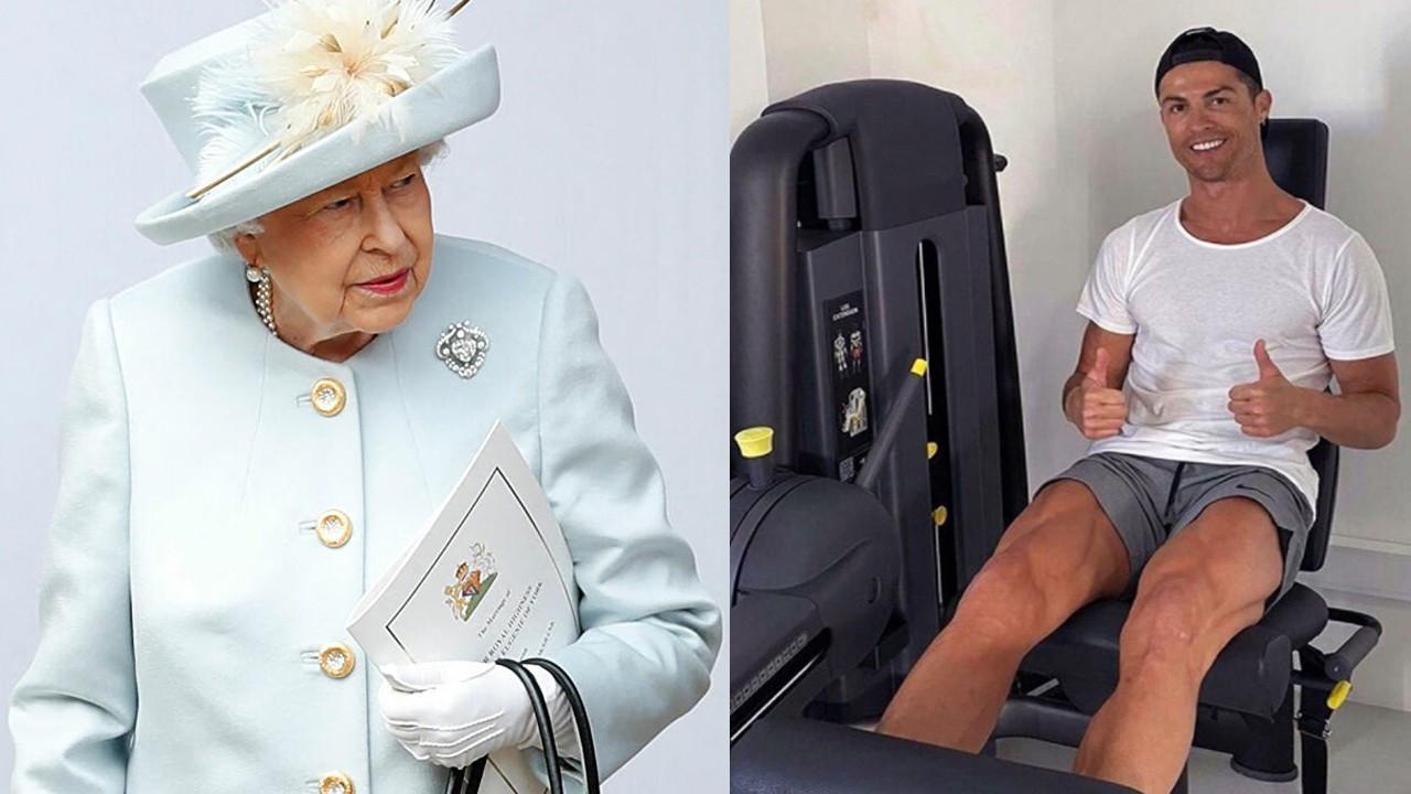 95 yaşındaki Kraliçe Elizabeth'ten bir ilk!