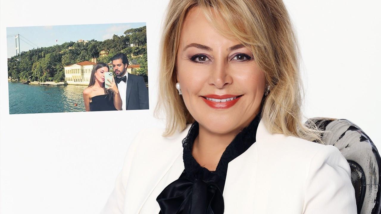 Demet Sabancı Çetindoğan'ın kızına yalıda çifte düğün
