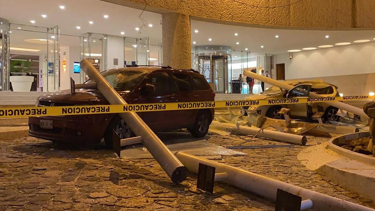 Meksika 7.4'le sallandı, tsunami uyarısı yapıldı!
