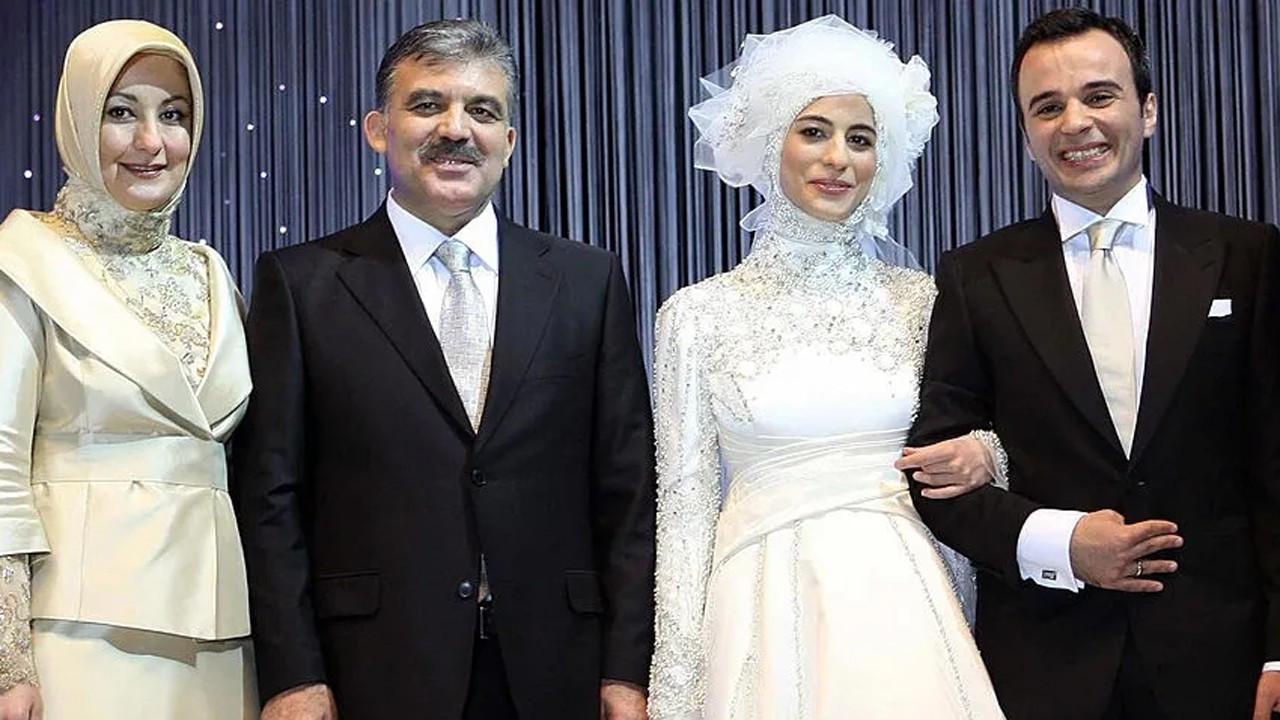 Abdullah Gül'ün kızı boşanıyor: Damat villayı vermek istemiyor!