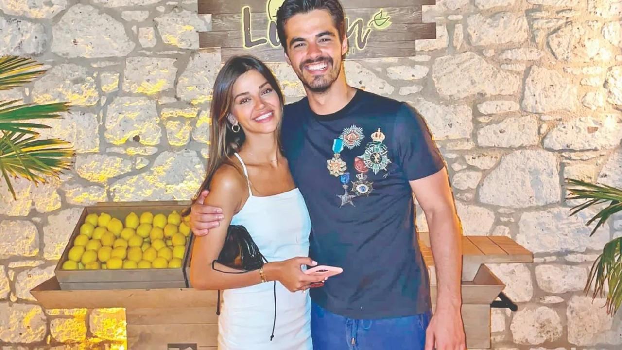 Berk Atan ve Selin Yağcıoğlu barıştı