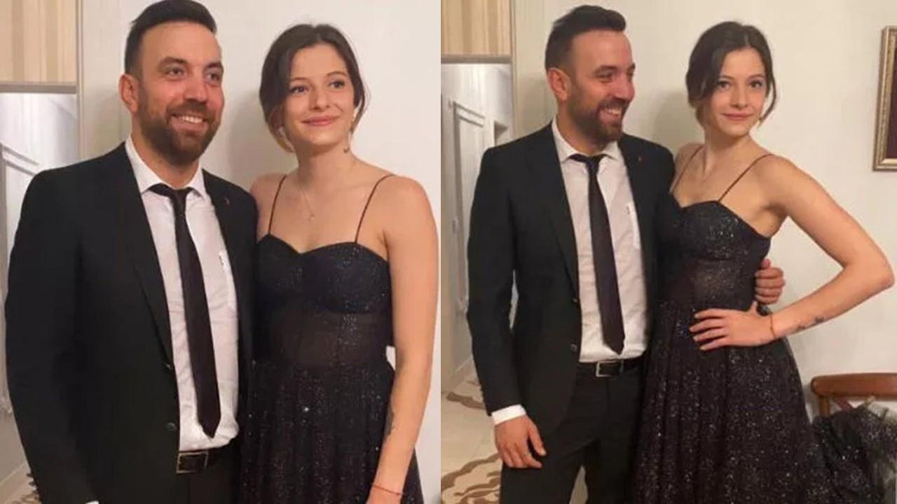 Sercan Yıldırım, sevgilisi Nihan Yönel'i ailesinden istedi!