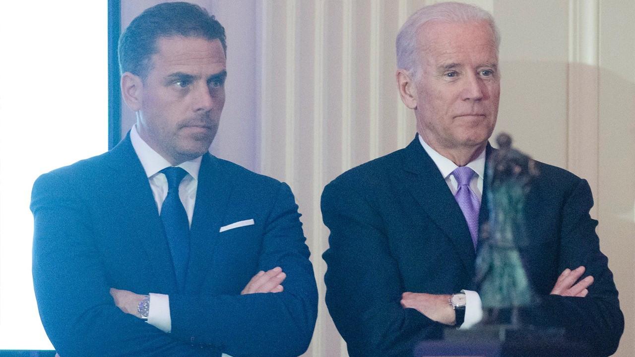 Amca ve oğul Biden'a yönelik ağır suçlamalar
