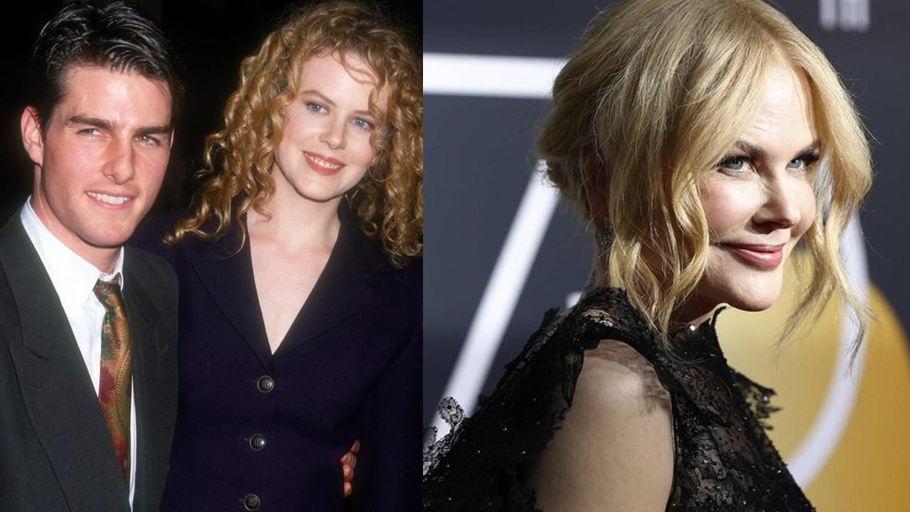 Nicole Kidman eski defterleri açtı