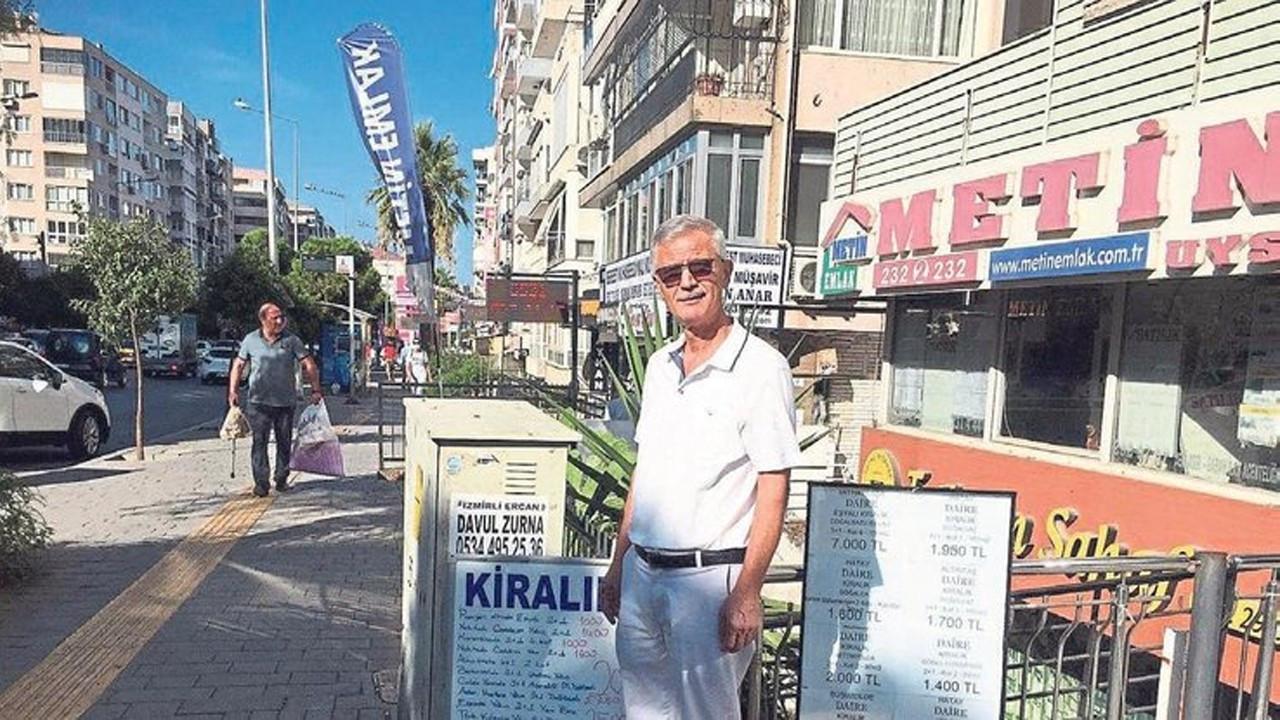 İzmir'de kiralık ev kalmadı!