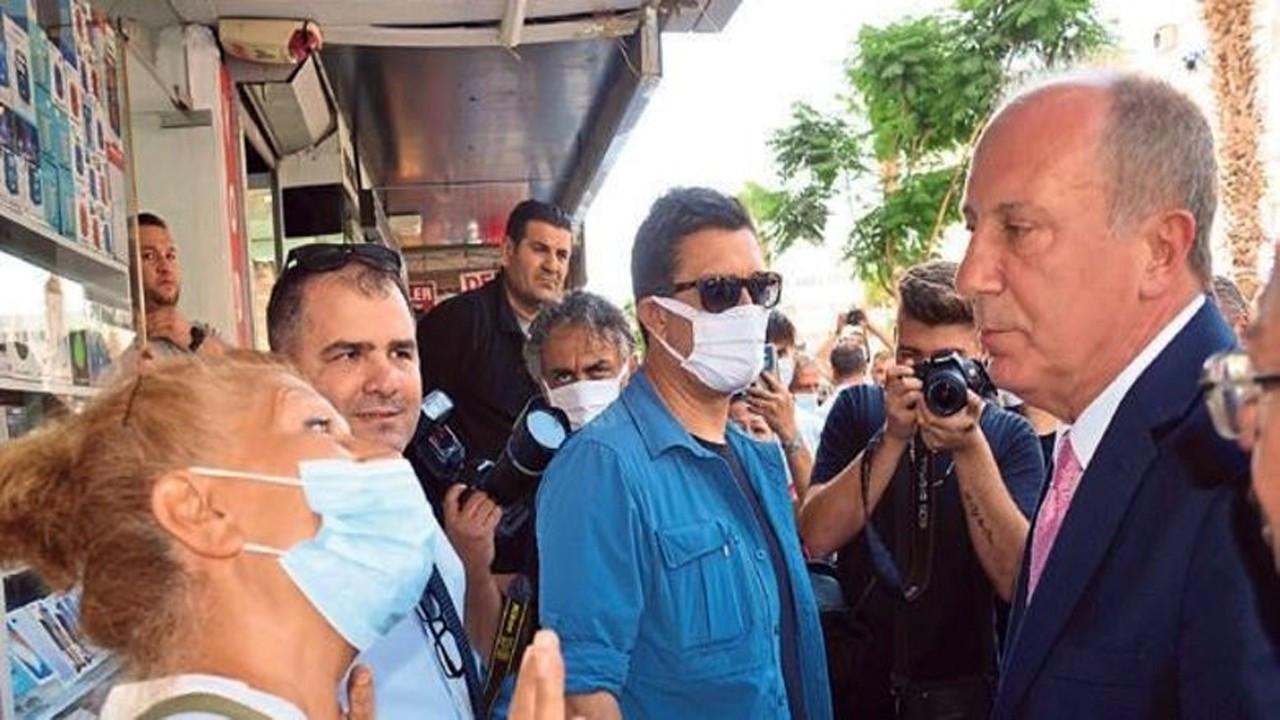 "Muharrem İnce: ""CHP beni sattı"""