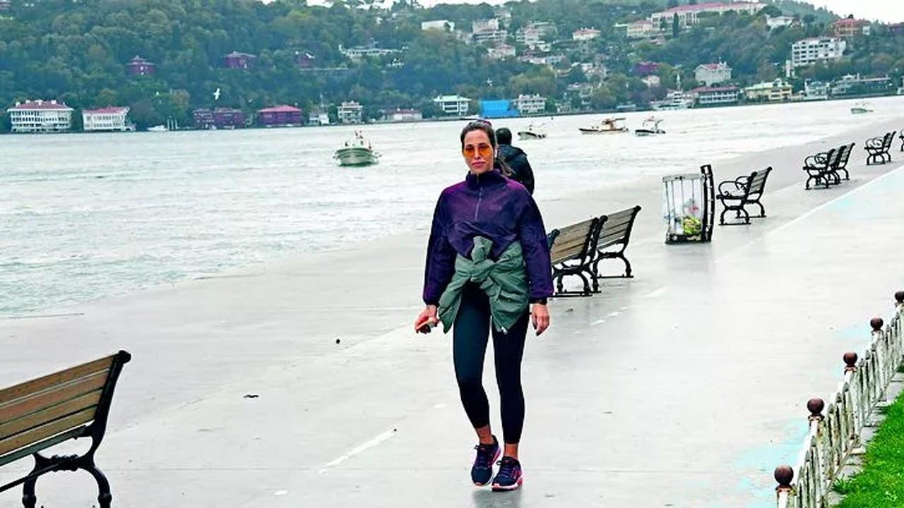 Zehra Çilingiroğlu hayli kilo verdi