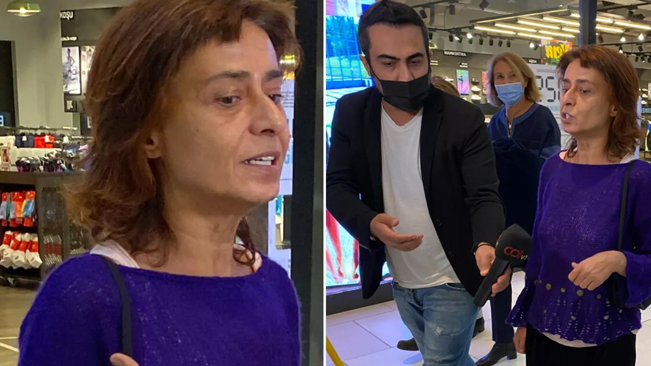 Yıldız Tilbe aşı ve maskeyi soran muhabirlere kızdı