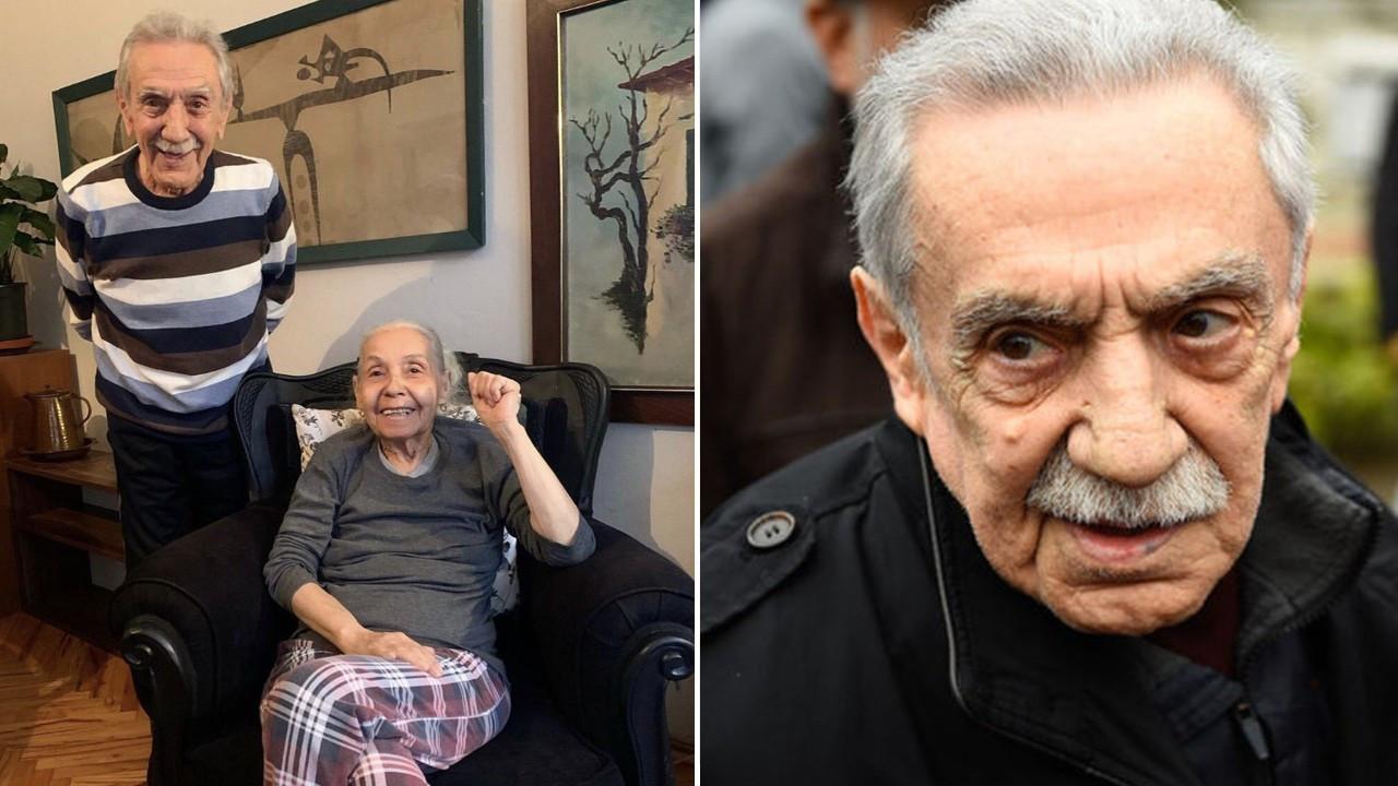 Aydemir Akbaş'ın 55 yıllık eşinden üzücü haber