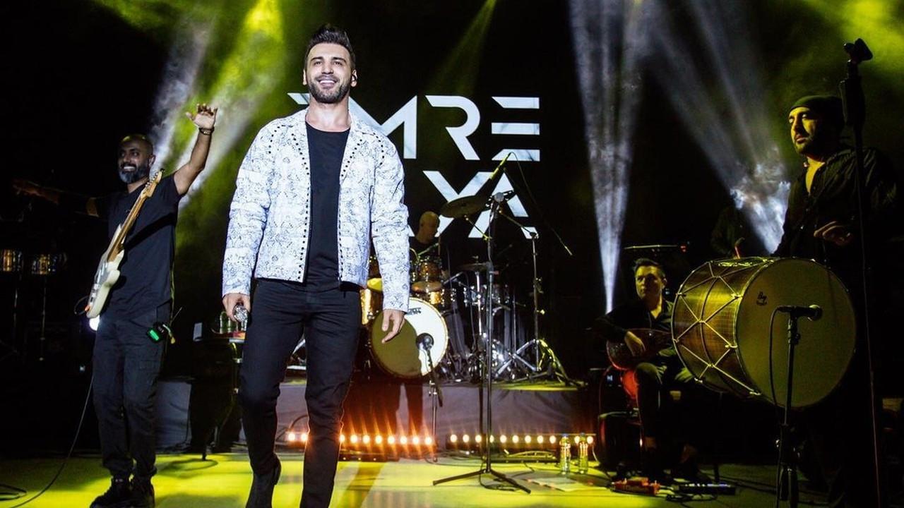 Bodrum kale konserlerinde Emre Kaya Bodrum'u yıktı geçti!